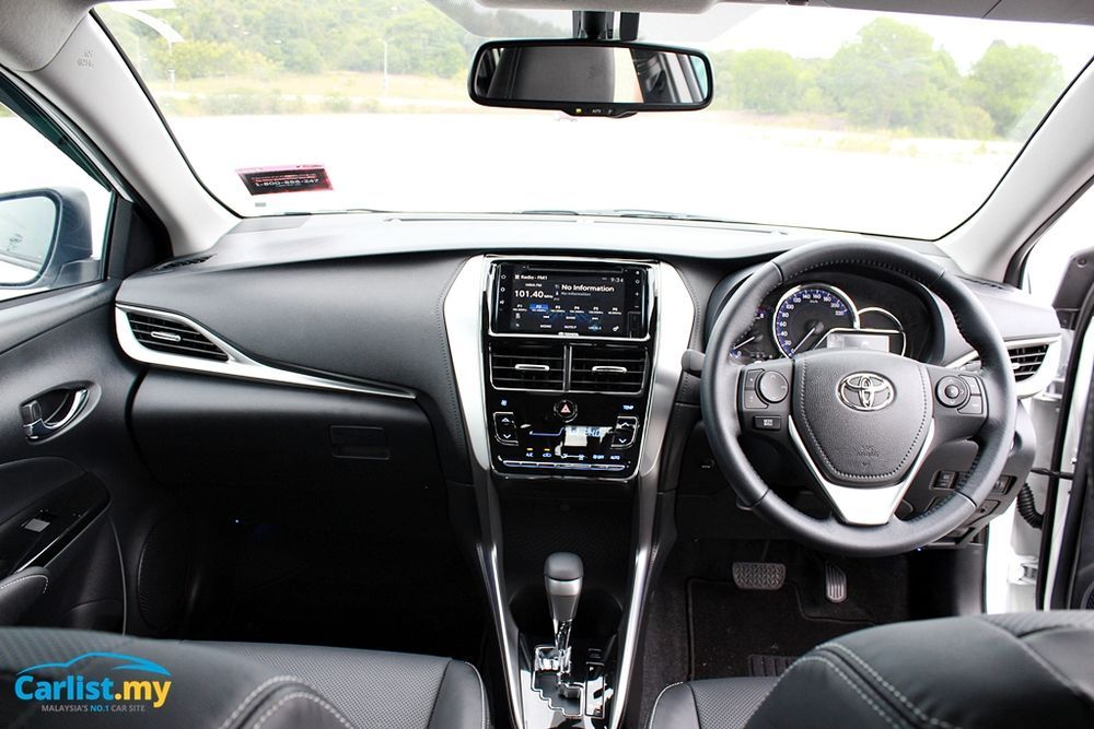 Review All New Toyota Vios 1 5g The Best Vios Ever Reviews Carlist My