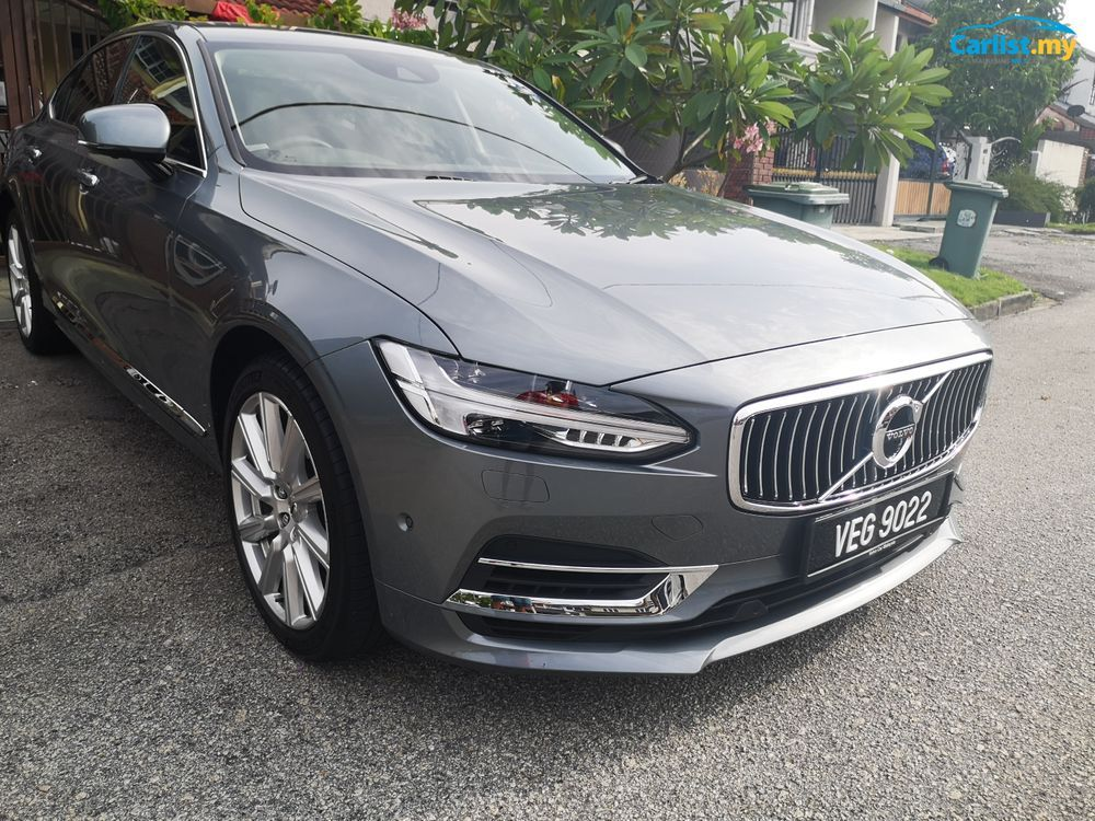 Volvo S90 T8 Inscription Plus Exterior