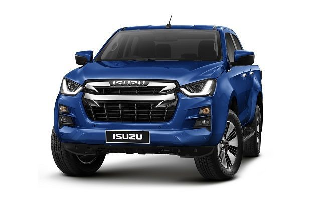 Isuzu D Max Takes The Lead In Thailand Front Three Quarter