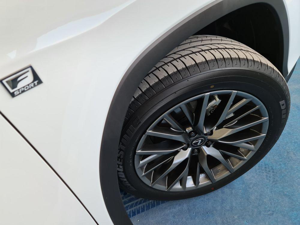 LEXUS RX300 wheels