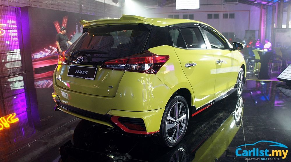 All New Toyota Yaris Launched In Malaysia From Rm 70 888 Auto News Carlist My