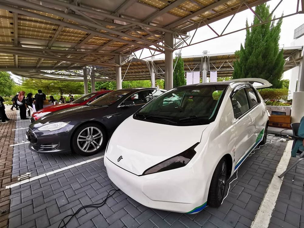 SCS EV - EV Innovations MyKar