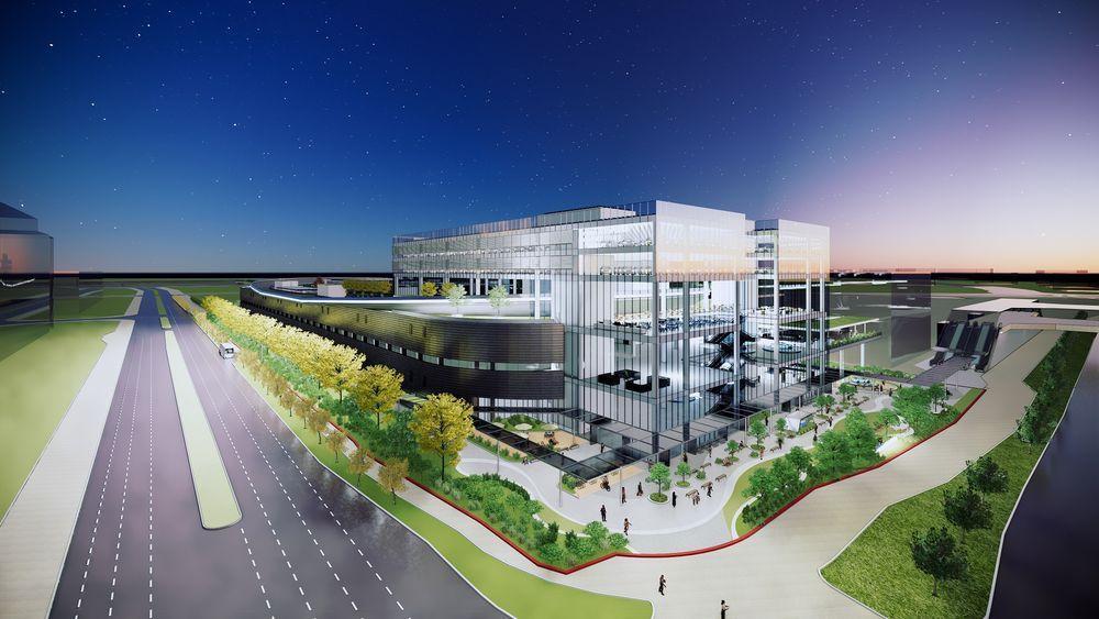 Hyundai Motor Group Innovation Center Singapore