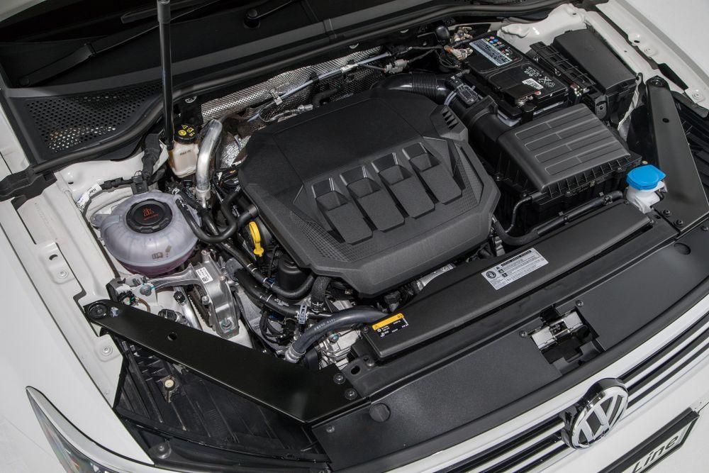 2020 vw passat r-line engine