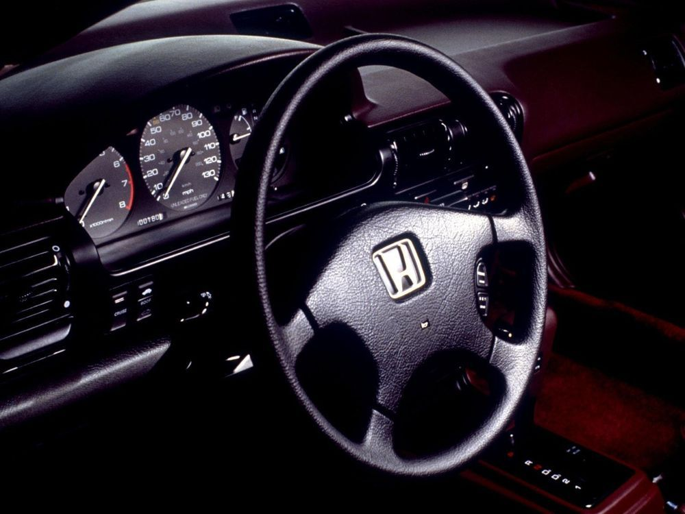 Honda Accord SM4 – One of the Best Buys for Under RM10,000 Accord SM4 interior
