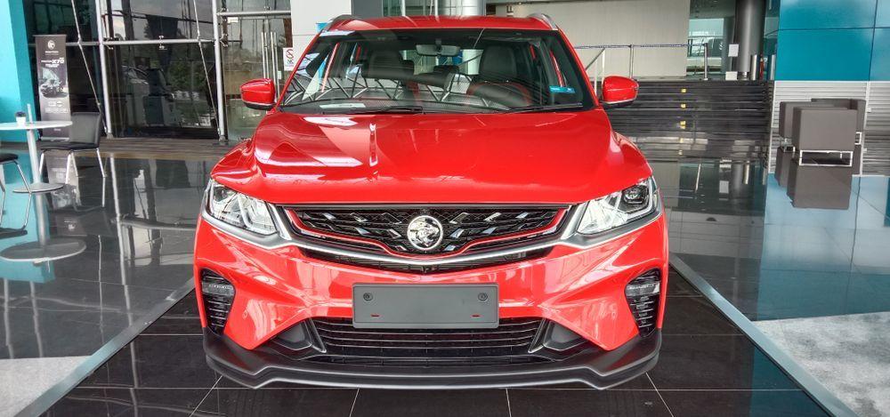 2020 Proton X50 Premium Front View