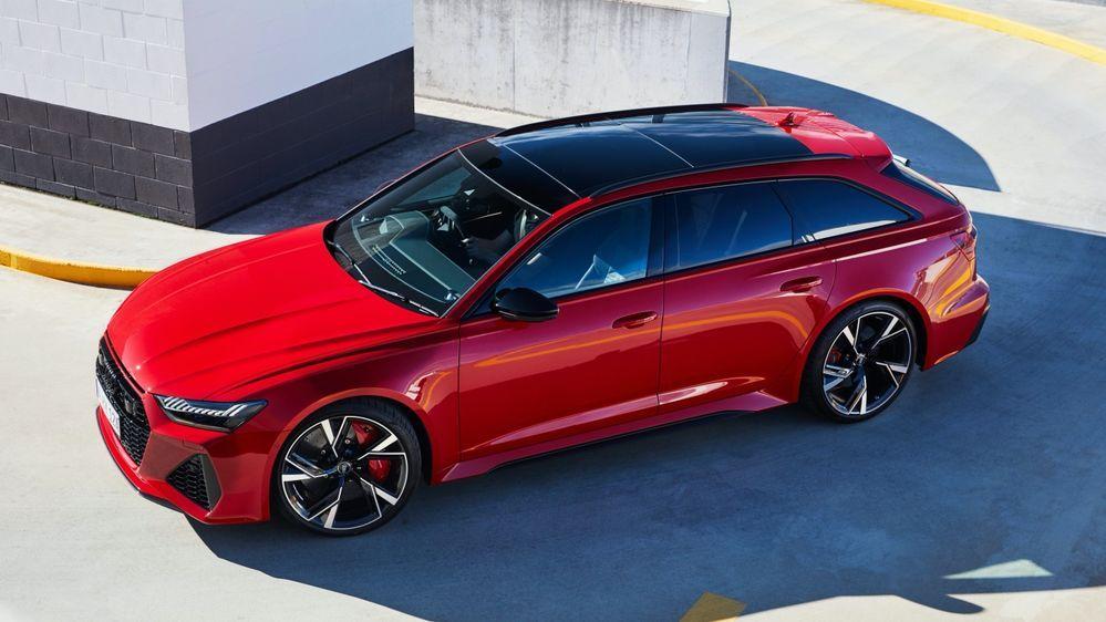 2020 Audi RS6 Avant
