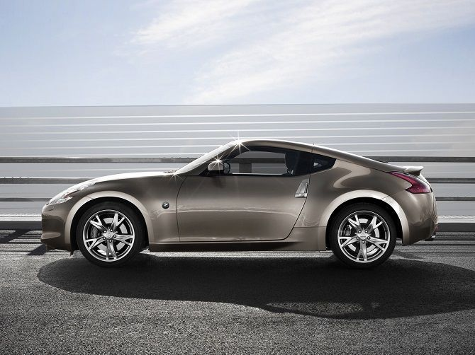 Next Gen Nissan Z Prototype Unveiling In Less Than Two Weeks 370Z
