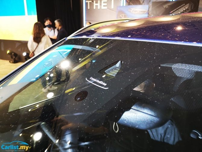 BMW Launches X1 sDrive18i Locally RM 208368 Windscreen