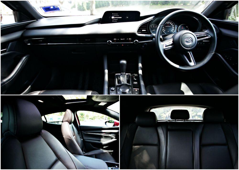 2020 Mazda 3 Liftback - Interior