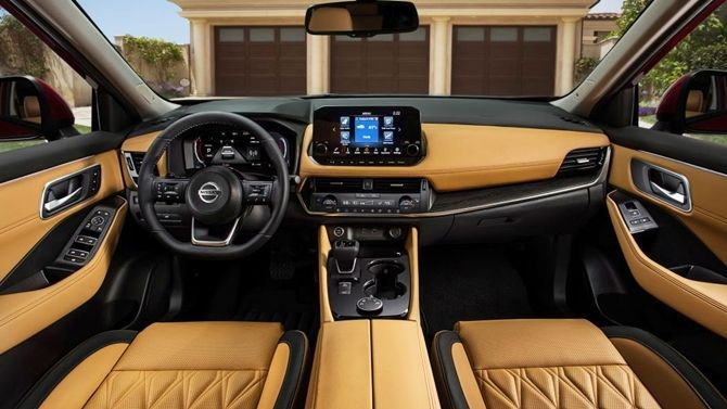 The All New Nissan X Trail Is Stunning Inside And Outside Interior