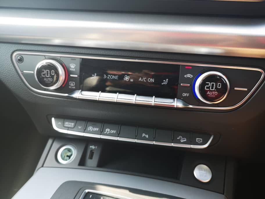 Audi A5 2.0 Aircon