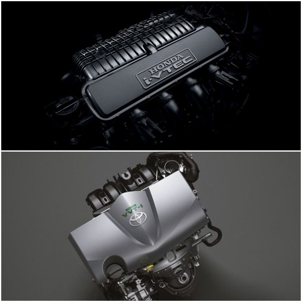 Vios VS City engine
