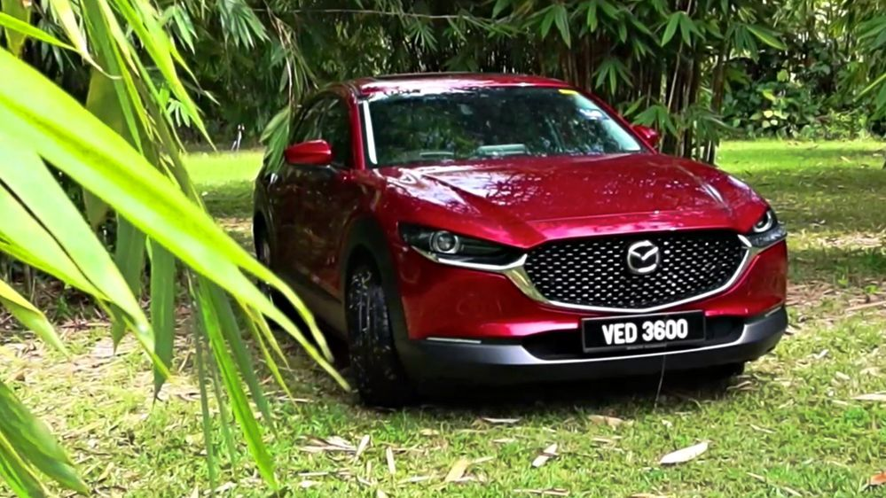 2020 Mazda CX-30 1.8L High - SkyActiv-D - Review