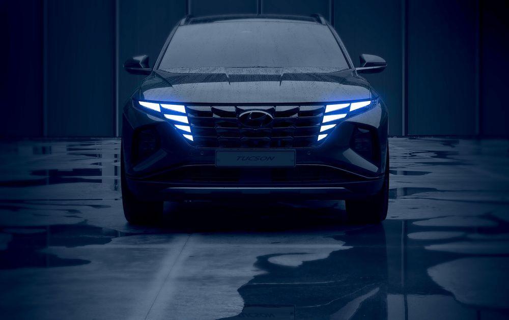 2020 Hyundai Tucson - Teaser