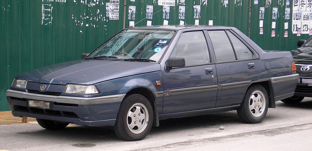 evolution of the proton saga iswara sedan