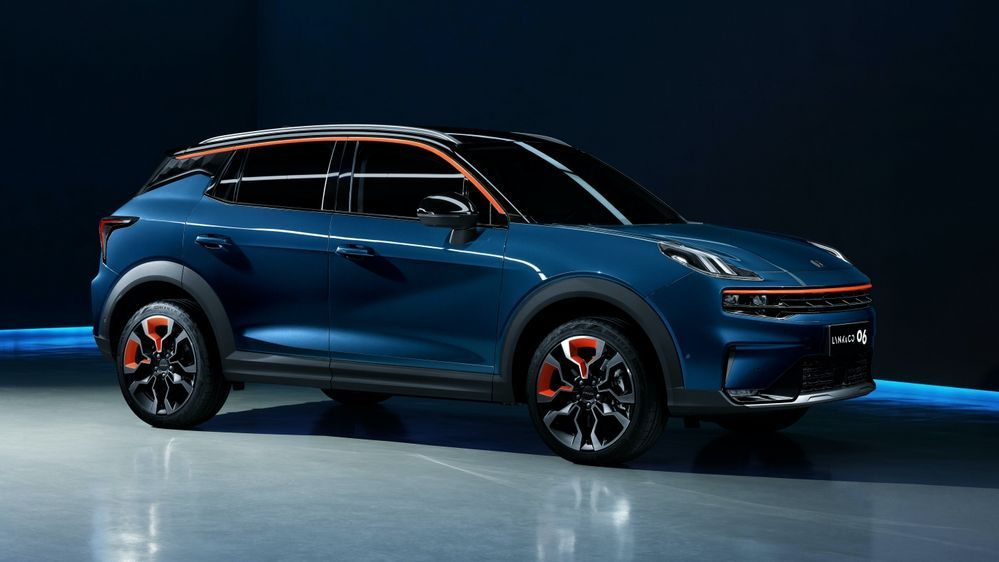 2021 Lynk & Co 06 - Launch Photo