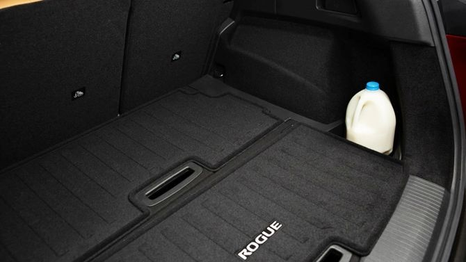 The All New Nissan X Trail Is Stunning Inside And Outside Boot