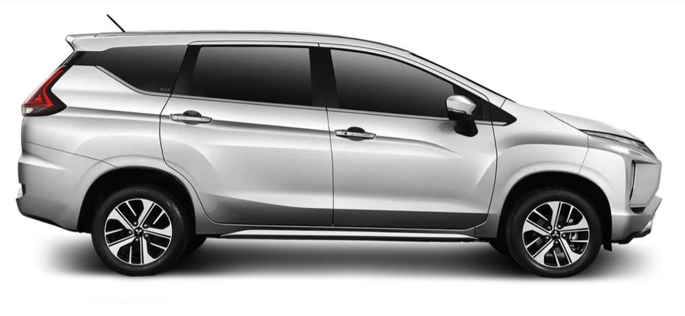 Mitsubishi Xpander side profile