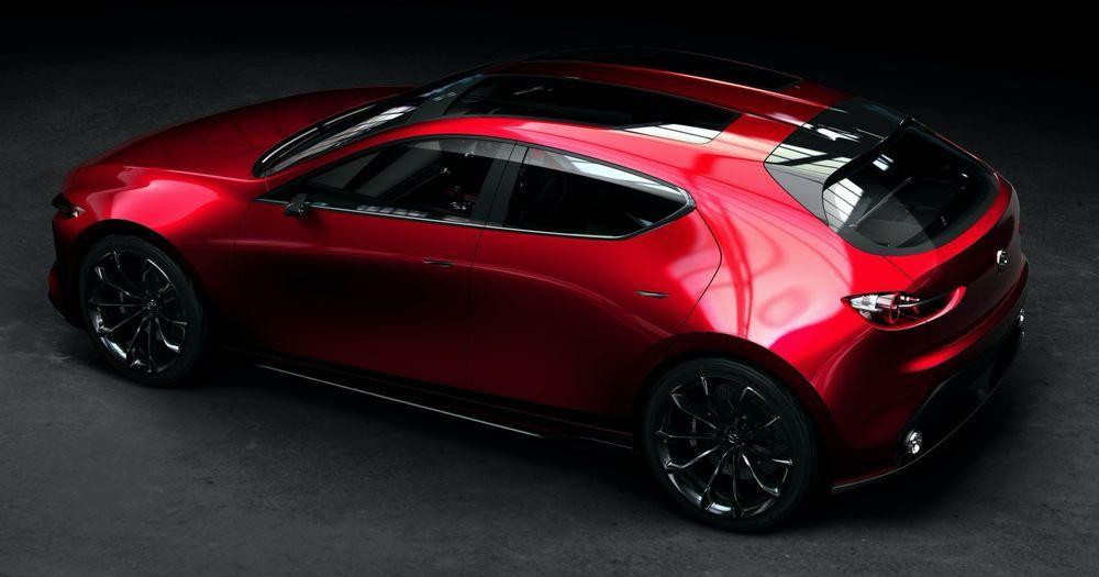 2018 Mazda Kai Concept - 2