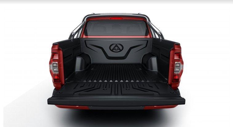 Maxus T60 truck bed