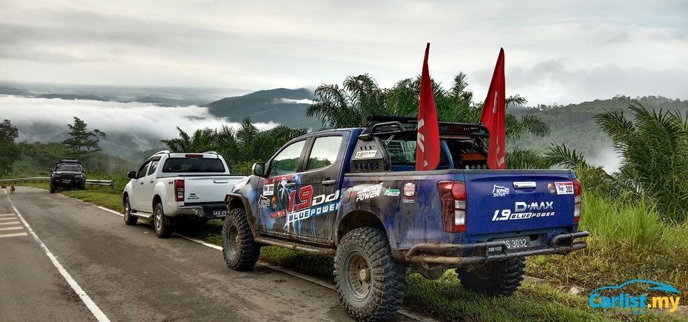 2019 Borneo Safari Expedition - Isuzu - D-Max 1.9 DDi Blue Power