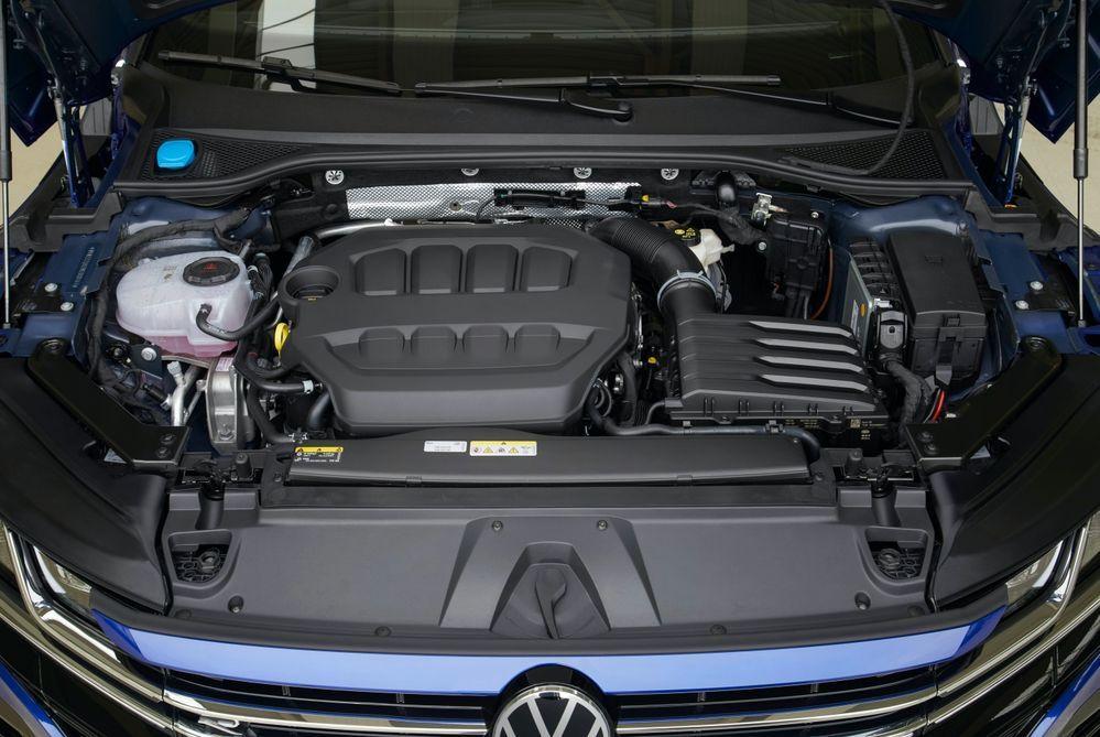 2021 Volkswagen Arteon R - Engine