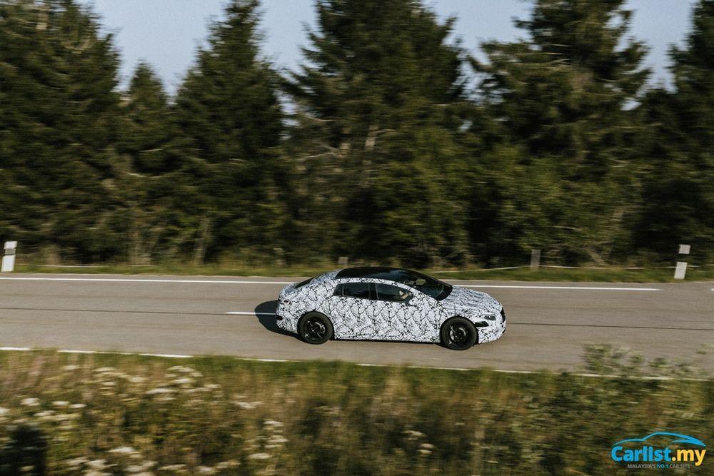 2020 Mercedes-Benz EQS