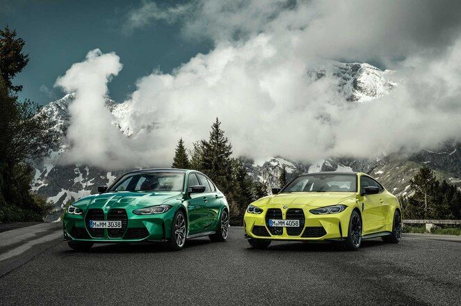 2020 BMW M3 and M4 Debut
