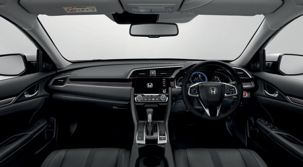 2020 Honda Civic 1.5 TC-P - Interior