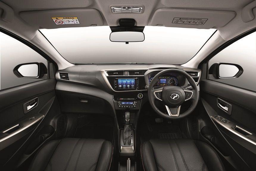 2020 Perodua Myvi interior