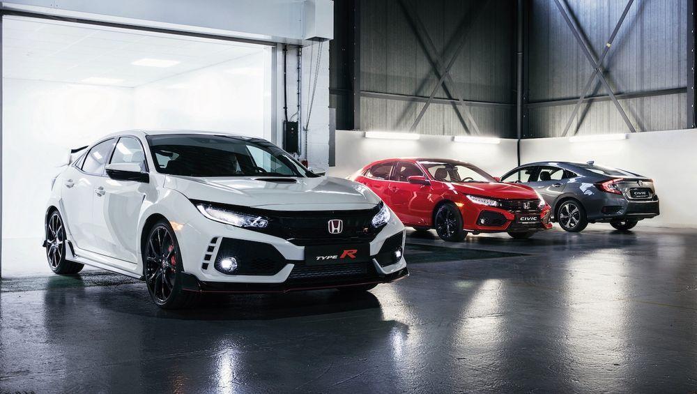 Honda Civic FC - Various