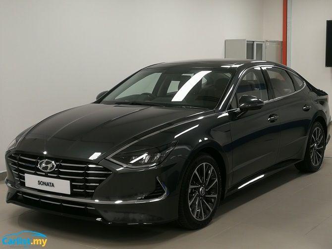 2020 Hyundai Sonata Malaysia