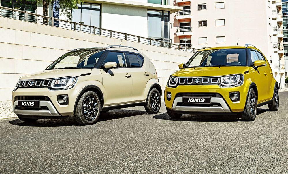 2020 Suzuki Ignis Allgrip
