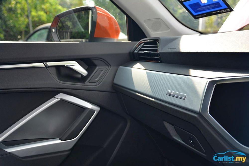 2020 Audi Q3 1.4L TFSI Infotainment