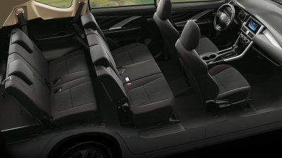 Mitsubishi Xpander 7 seats