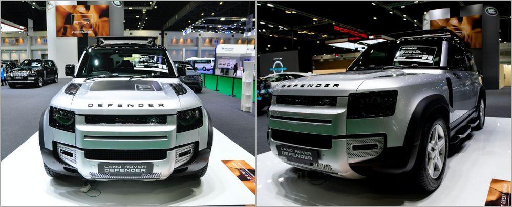 BIMS - 2 - Land Rover Defender