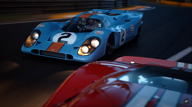Gran Turismo 7 Is Gorgeous But You Will Need A PS5 To Play It Classic Porsche