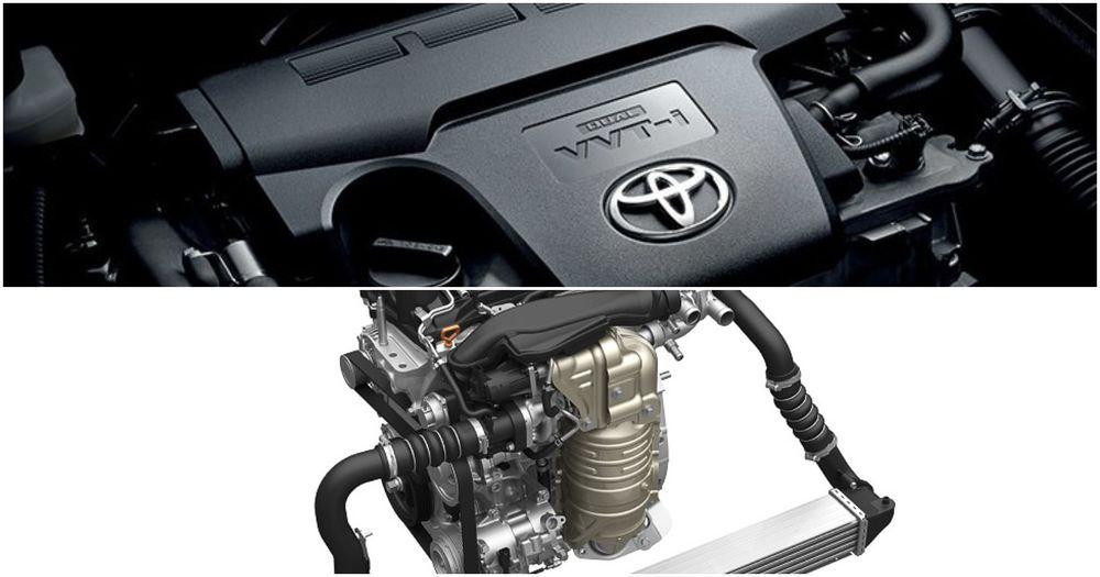 Camry VS Accord Engine