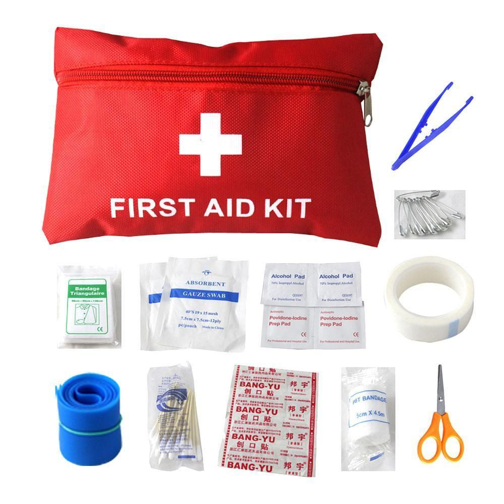 10 things you need to carry during road trips first aid kit