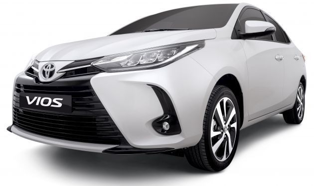 Toyota Vios 2020 Front View