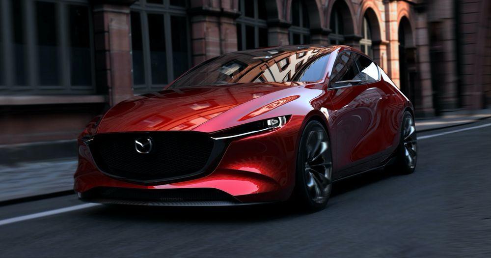 2018 Mazda Kai Concept - 1