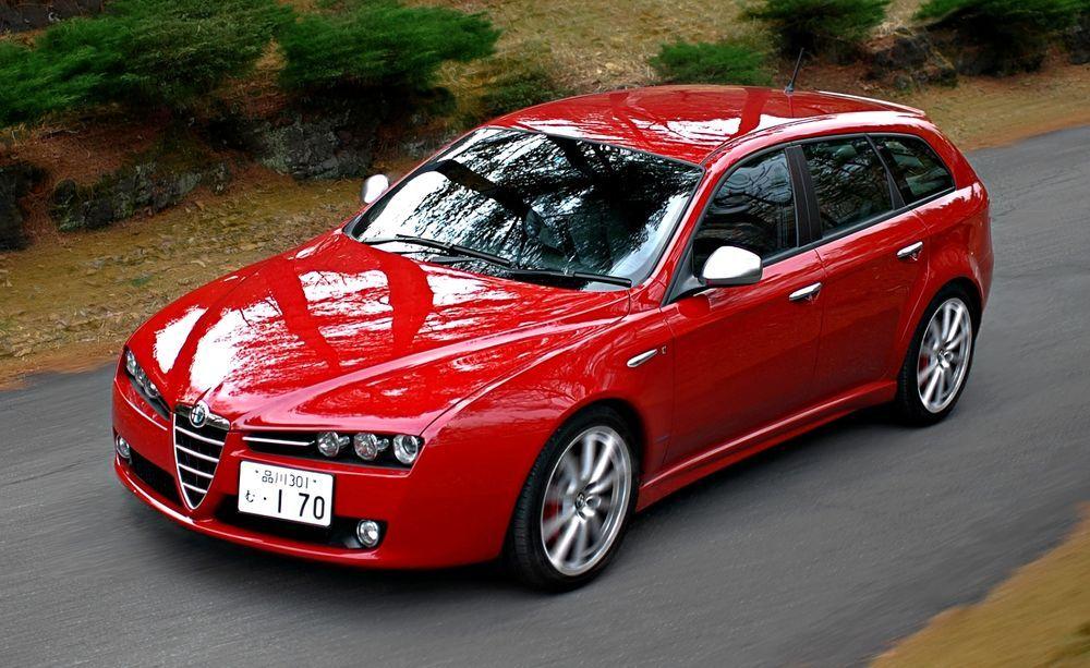 2003 Alfa Romeo 159 Sportwagen