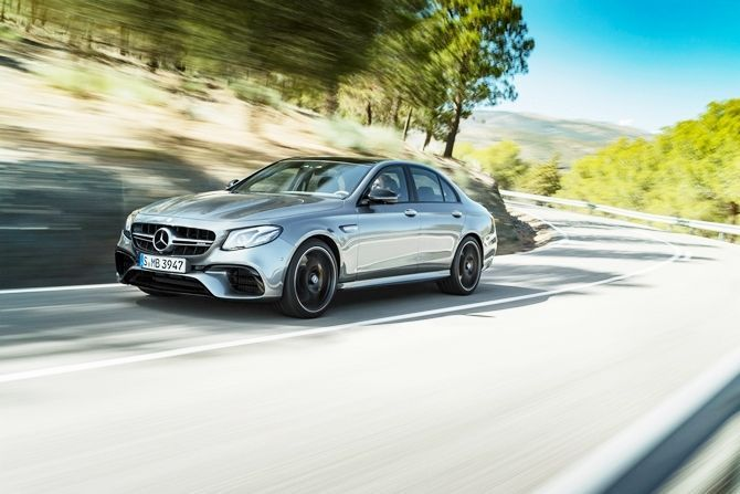 Higher RON Fuel Helps No Matter What Mercedes AMG E63