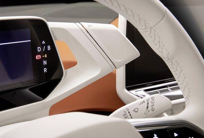 The Future Is Now Volkswagen ID3 Goes On Sale Steering Wheel