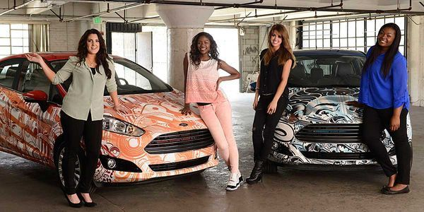 Ford Fiesta Women