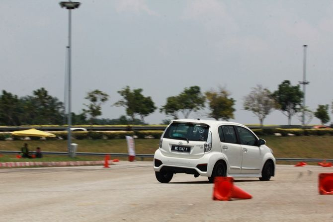Five Things You Can Do To Be A Better Driver Myvi Autocross