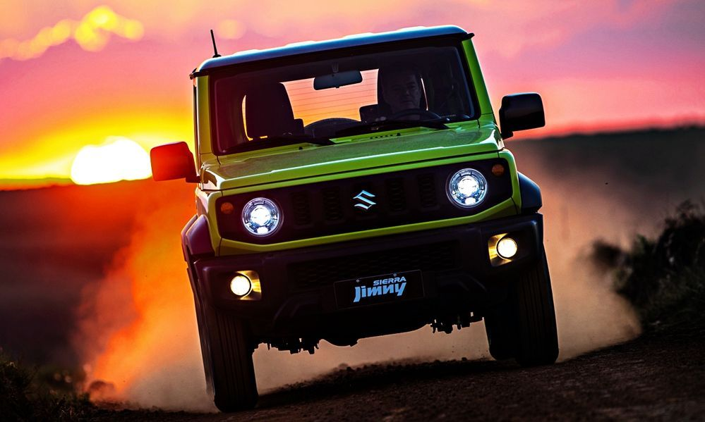 2019 Suzuki Jimny Sierra Allgrip