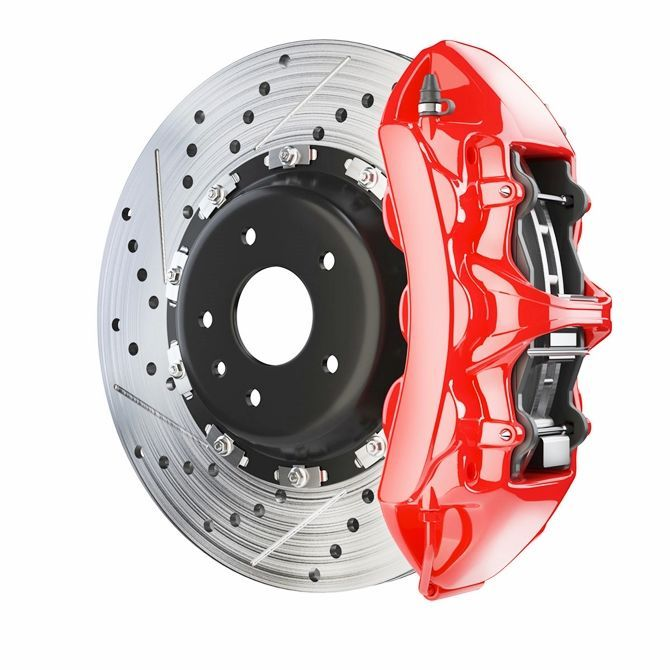 The Brakes Buying Guide OEM vs Aftermarket Brake Caliper Assembly