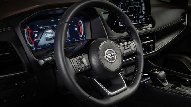 The All New Nissan X Trail Is Stunning Inside And Outside Instrumentation